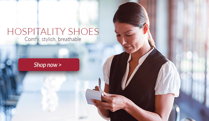 Zeddea Shoes for Hospitality US only